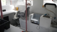 Wheel house fitted and gelcoated..jpg